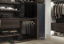 Sasmung AirDresser- egy szekrény, ami felfrissíti a ruháinkat.