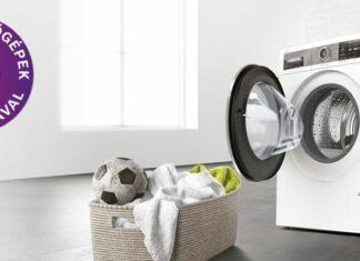 Bosch mosógép 2+1 év garancia 2020
