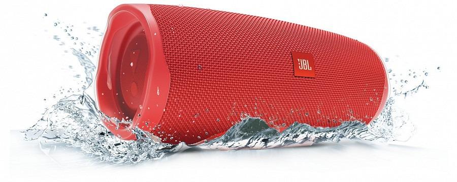 JBL Charge 4 hordozhato Bluetooth hangszoro piros szín