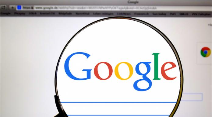 google kereső nagyító alatt