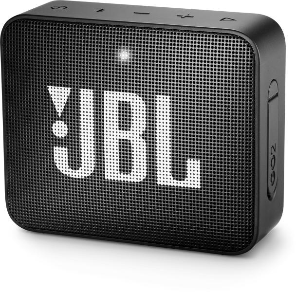 JBL GO 2 bluetooth hangszóró fekete színben.